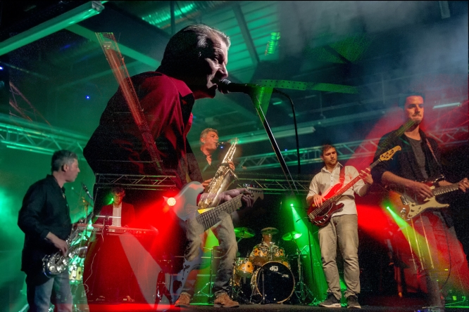 Marokko Blues Band im REX am 20.5.2017
